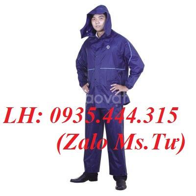 Xưởng sản xuất áo mưa in logo quà tặng giá rẻ ở Quảng Ngãi