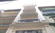 Bán nhà Hoàng Mai 5 tầng, gara ôtô, 55m