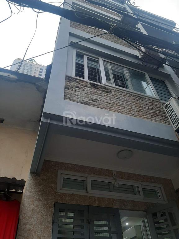 Nhà Mỗ Lao, 5 tầng, ôtô đỗ cửa