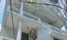 Cho thuê nhà lô góc 80m2 x5 tầng 3 mặt thoáng phố Võ Thị Sáu