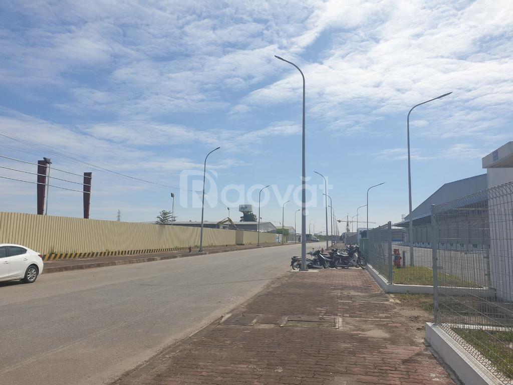 Kho xưởng đất trống cho thuê ở KCN Sài Tư, Long Biên Hà Nội