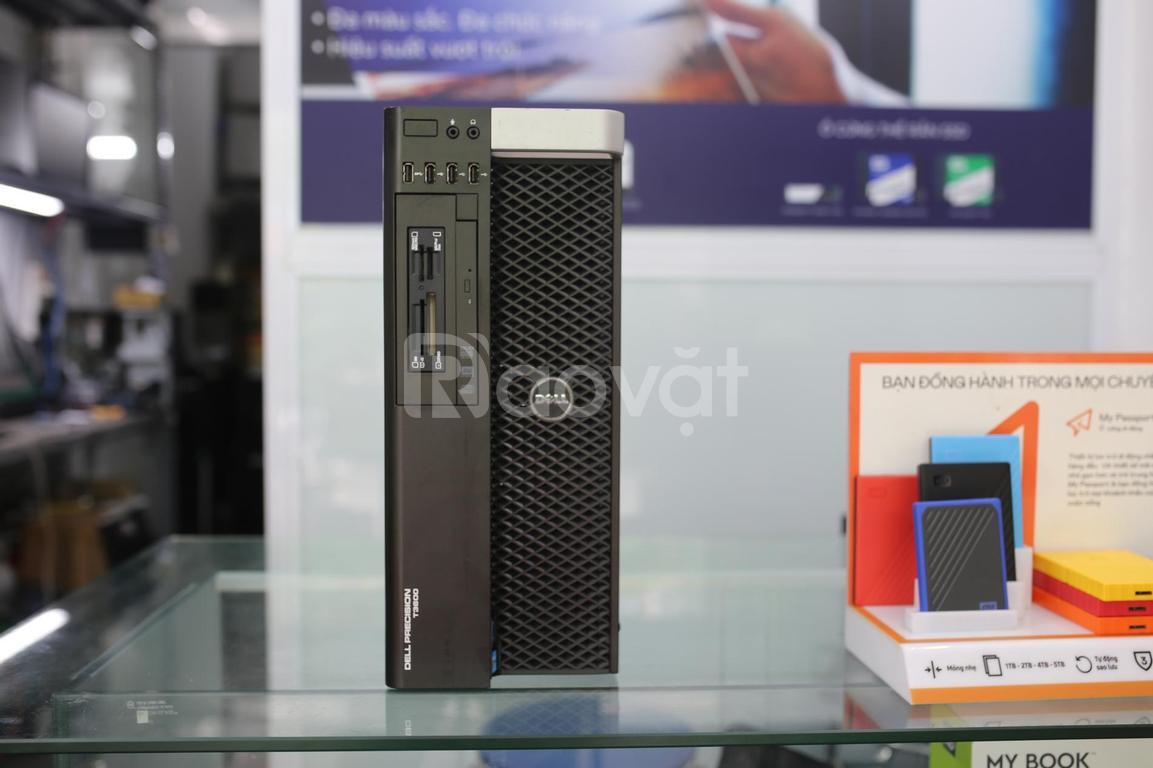 Máy tính Dell Precision T3600 Workstation Intel Xeon 4 Core VGA 2Gb chuyên đồ họa