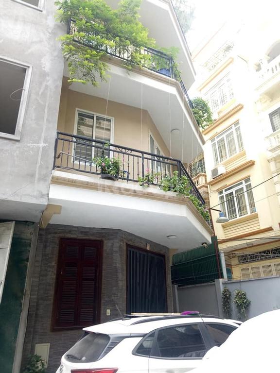 Bán nhà Lê Văn Lương 60m2x4T, ngõ ô tô tránh, ôtô đỗ cửa, KD