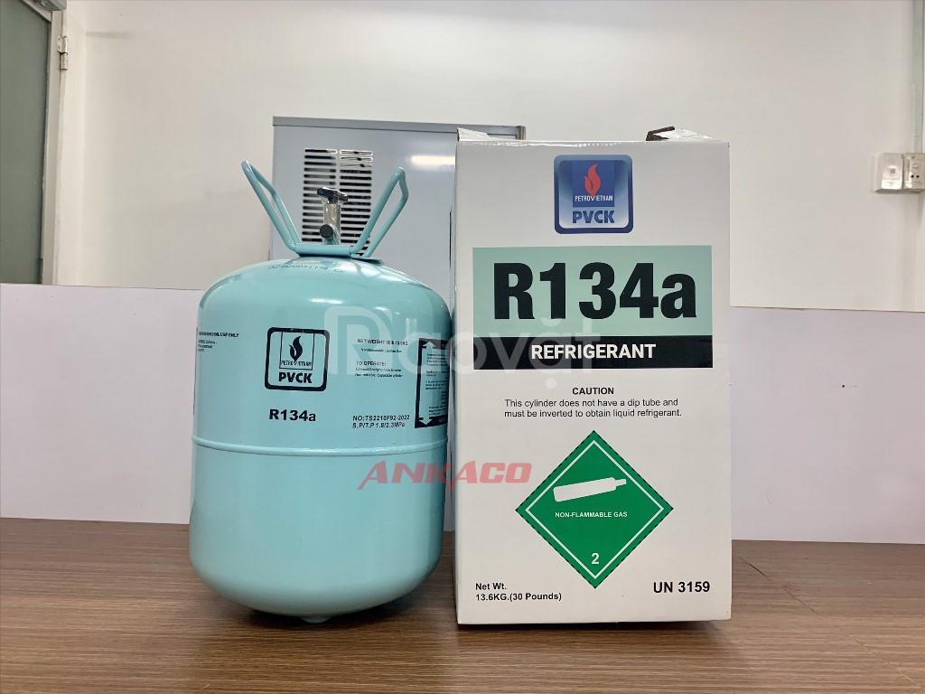 Gas lạnh R134A chính hãng phân phối giá cạnh tranh