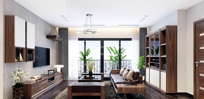 Cần bán gấp căn hộ 2 phòng ngủ Vinhomes Skylake Phạm Hùng
