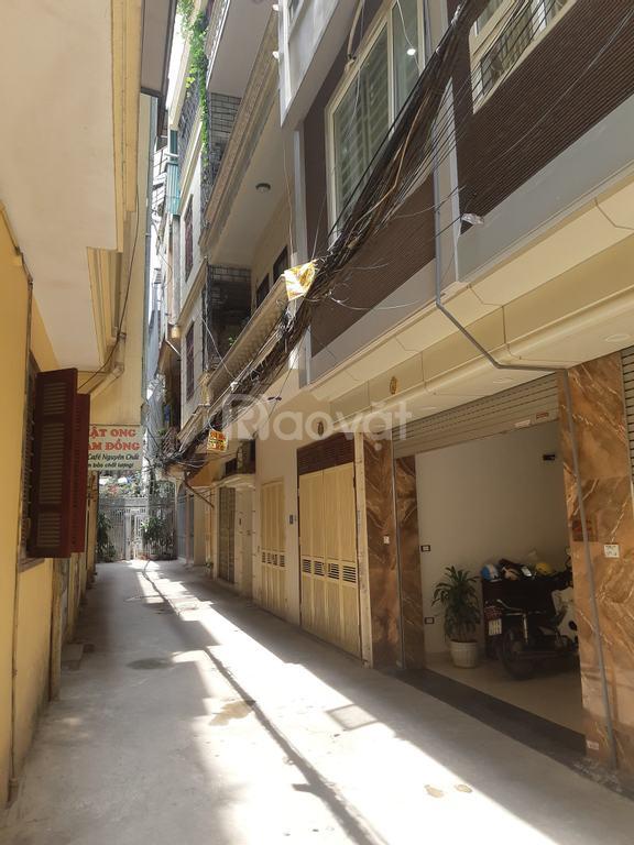 Bán nhà riêng chính chủ Hoa Bằng, Cầu Giấy 43.2m2, 5 tầng