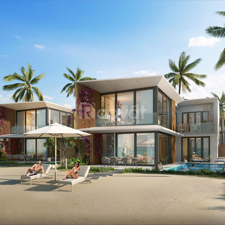 Căn hộ nghỉ dưỡng 100% view biển An Bàng, Hội An