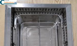 Mua bếp nồi lẩu 2 ngăn âm bàn giá rẻ ở đâu tại Hà Nội