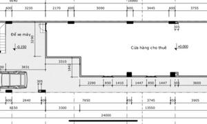 Cho thuê nhà 157 mặt phố Hoa Bằng, Cầu Giấy, Hà Nội