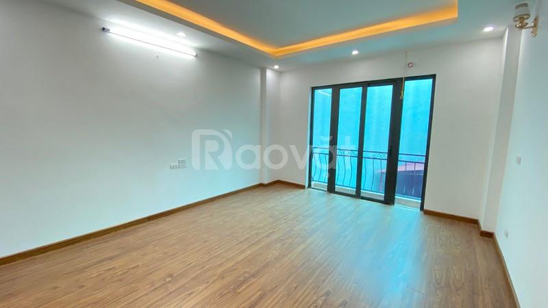Bán nhà xây mới An Dương Vương Tây Hồ 35m2, ngõ thông