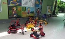 Chuyên xe đạp 3 bánh cho trẻ em mầm non