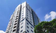 Bán chung cư căn góc 103m2, sổ hồng chính chủ, view hồ Linh Đàm