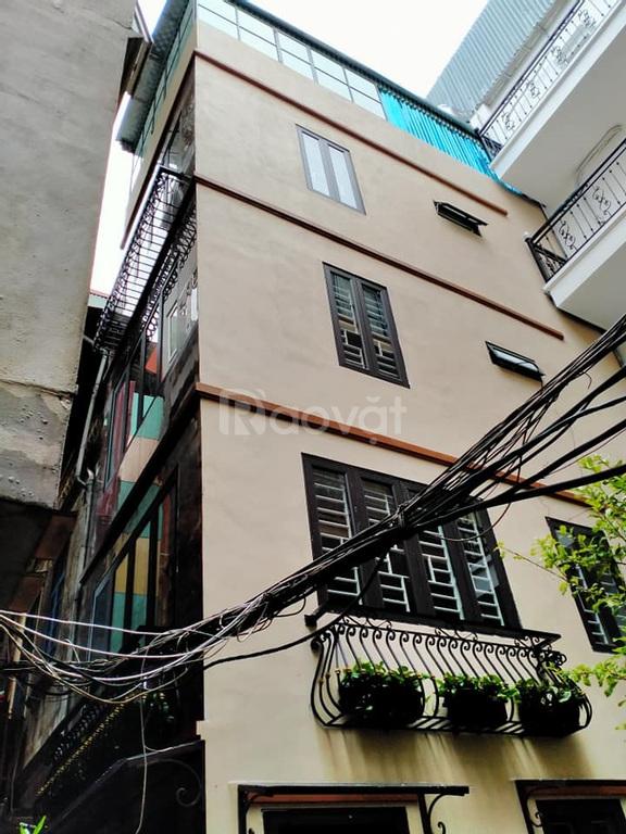 Bán nhà đẹp Nguyễn Đình Thi 5 tầng view Hồ Tây
