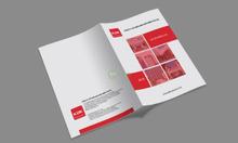 Dịch vụ thiết kế in ấn catalogue, profile, logo, bao bì giá rẻ