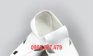 Giày  phòng sạch 4 lỗ