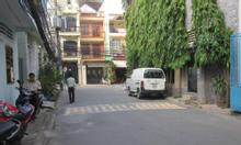 Bán nhà góc 3 MT hẻm Nguyễn Thái Sơn, hẻm xe tải tới nhà, 6x20m