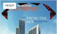 Chung cư The Ruby Hạ Long trung tâm mới của thành phố