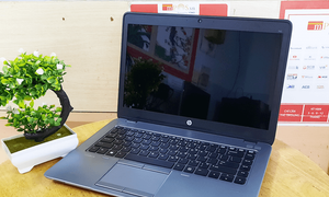 Laptop HP Elitebook 745, G2, ổ cứng SSD làm việc tốt