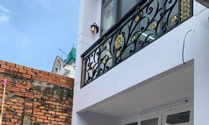 Bán nhà đẹp hẻm cụt 1 sẹc Quang Trung, phường 8, Gò Vấp
