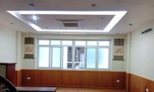 Bán nhà PL Trung Kính 65m2, 5 tầng, MT 6.2m, ô tô tránh, kinh doanh