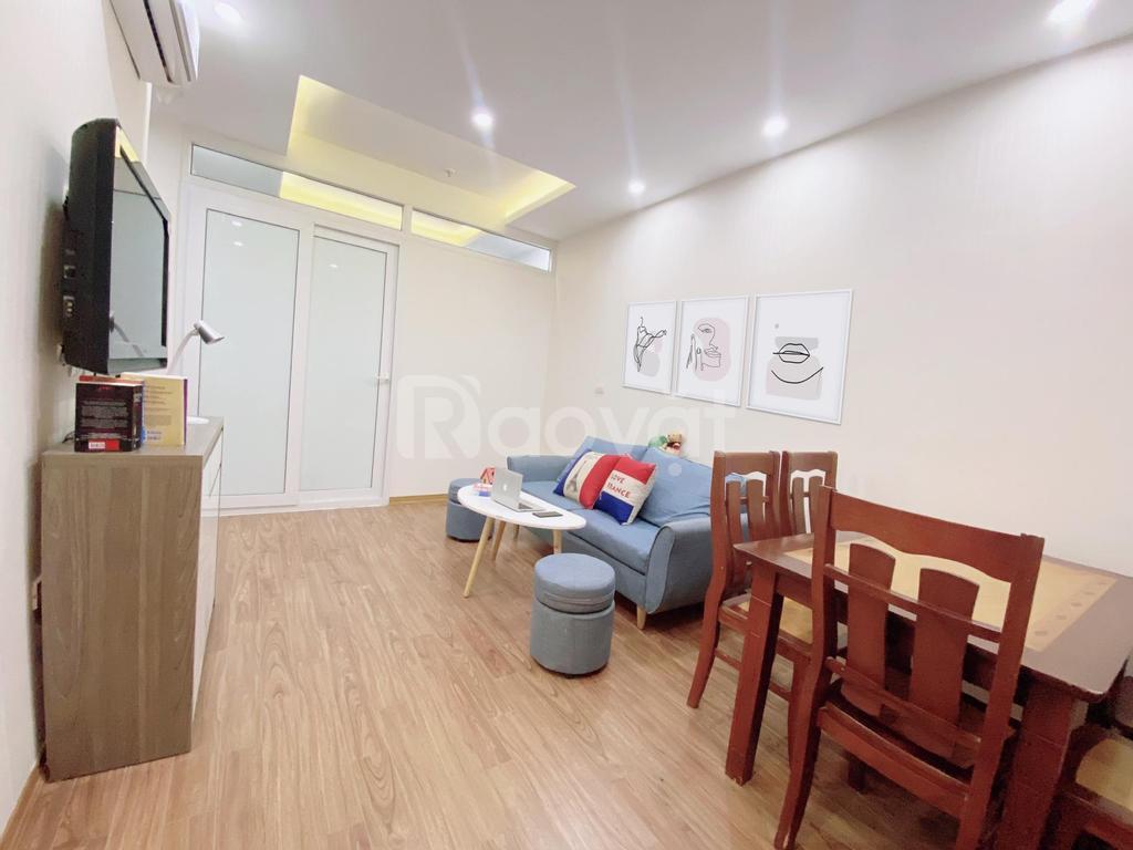 Cần bán gấp căn hộ full nội thất 1 PN, 52m2, Vinhomes Gardenia