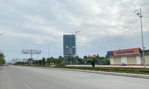 Cần bán gấp 9300m2 đất xây cao tầng mặt đường Hoàng Quốc Việt, Hạ Long