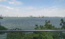 Biệt thự Trích Sài, view hồ Tây, 220m2, MT 12m