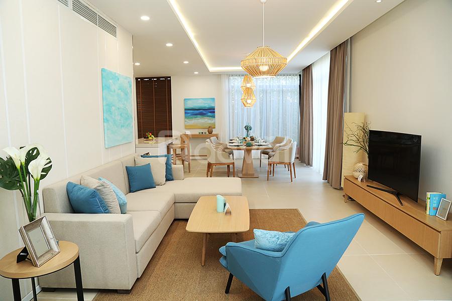 Bán biệt thự biển Bãi Dài Cam Ranh Mystery Villas cam kết lợi nhuận 8%