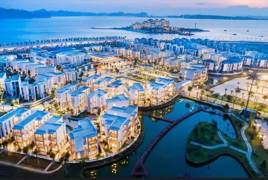 Suất ngoại giao biệt thự để ở sát biển Sun Premier Village Hạ Long