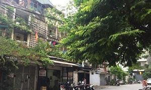 Cho thuê căn hộ tầng 2 nhà A1, ngõ 27 Tạ Quang Bửu, P. Bách Khoa, HBT, Hà Nội