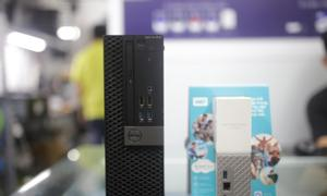 Máy tính Dell Optiplex 3040 SFF Intel core i3 dùng cho văn phòng