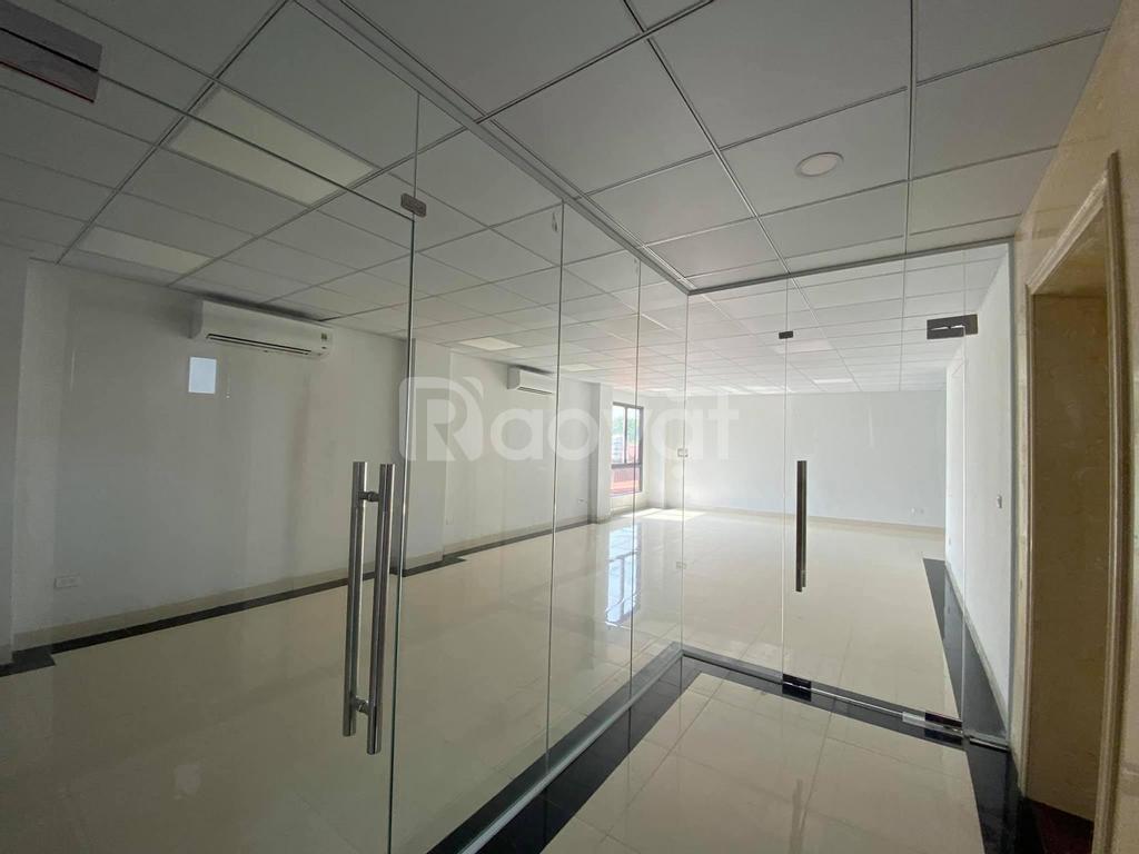 Bán tòa văn phòng mặt phố Hoàng Văn Thái, Thanh Xuân, 143mx9T