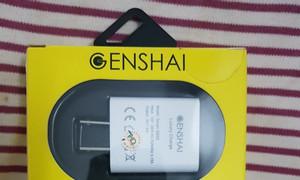 Cóc sạc Genshai smart gs03, cóc sạc nhanh 2.1A