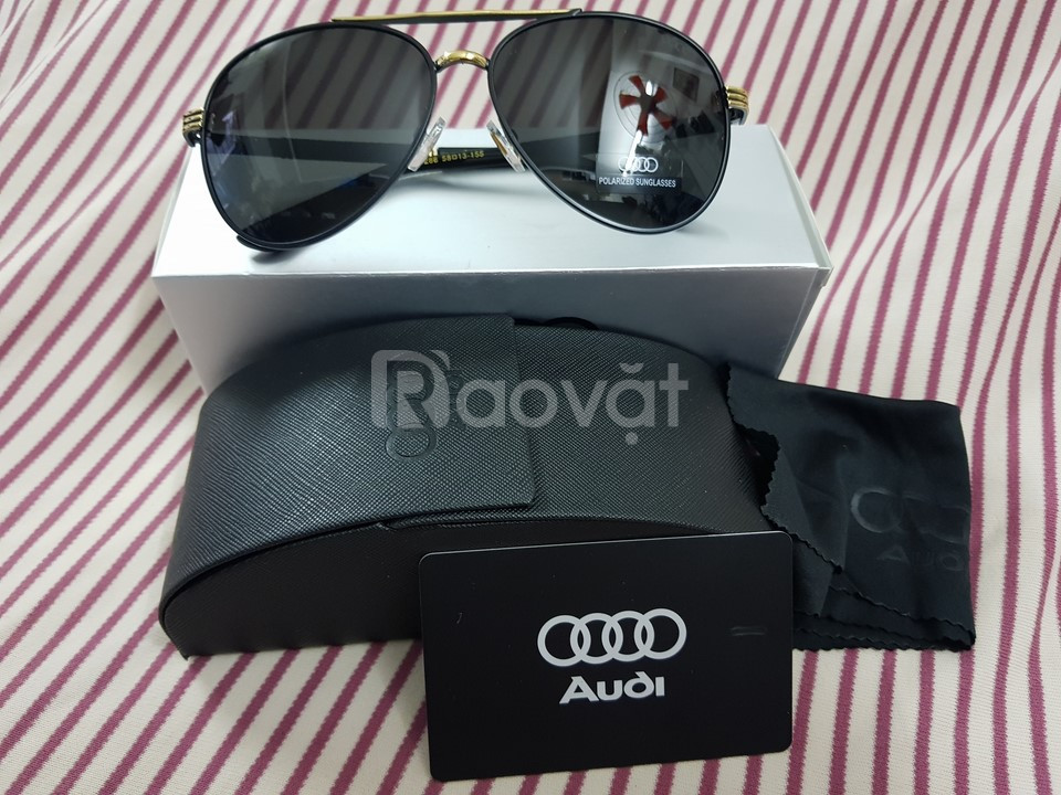 Mắt kính thời trang cao cấp Audi, mắt kính Audi kính cường lực