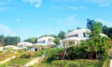 BT nghỉ dưỡng Lâm Sơn Hòa Bình, 400m2 full NT, SĐCC, view hồ giá rẻ