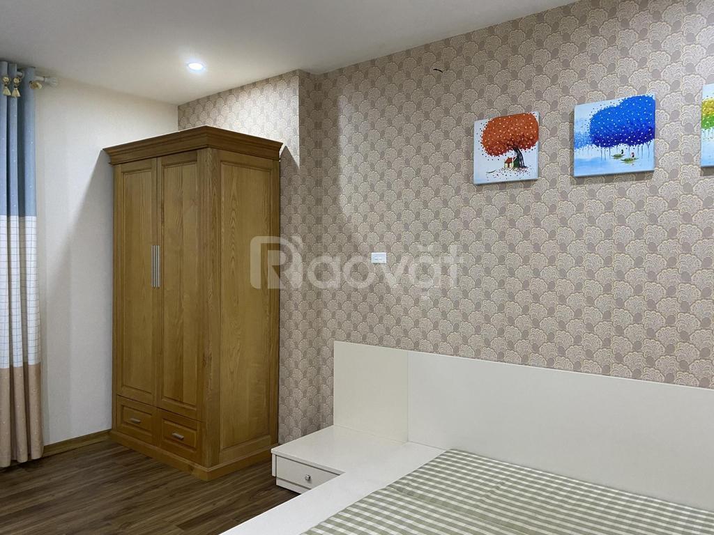 Cho thuê căn hộ 3 phòng ngủ CT3 Cổ Nhuế, đầy đủ nội thất