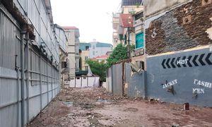 Bán đất mặt phố Trần Hữu Tước, 85m2, MT 6.5m