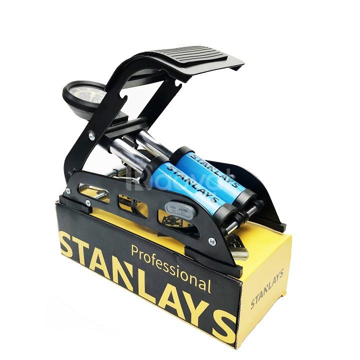 Bơm xe máy 2 Pitton Stanlays
