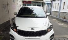 Cần bán xe Kia Rondo 2018 số sàn, máy xăng, màu trắng