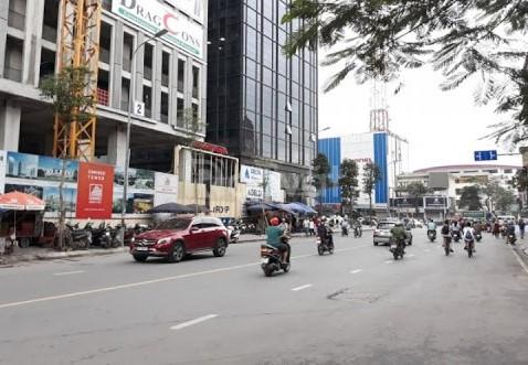 Bán nhà Nguyễn Tuân 55m2, 5 tầng, kinh doanh, ôtô
