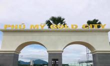 Đầu tư đất Phú Mỹ Gold City lợi nhuận có ngay xế hộp
