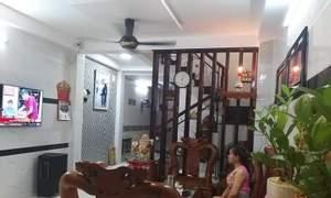 Bán nhà Kênh Tân Hóa, Tân Phú, 4.3x14.5m, HXH