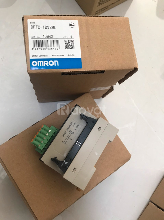 DRT2-OD32ML, Omron, đầu nối