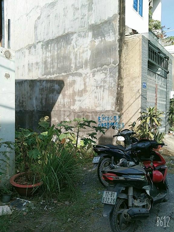 Bán đất hẻm Thạnh Xuân 52, phường Thạnh Xuân, quận 12