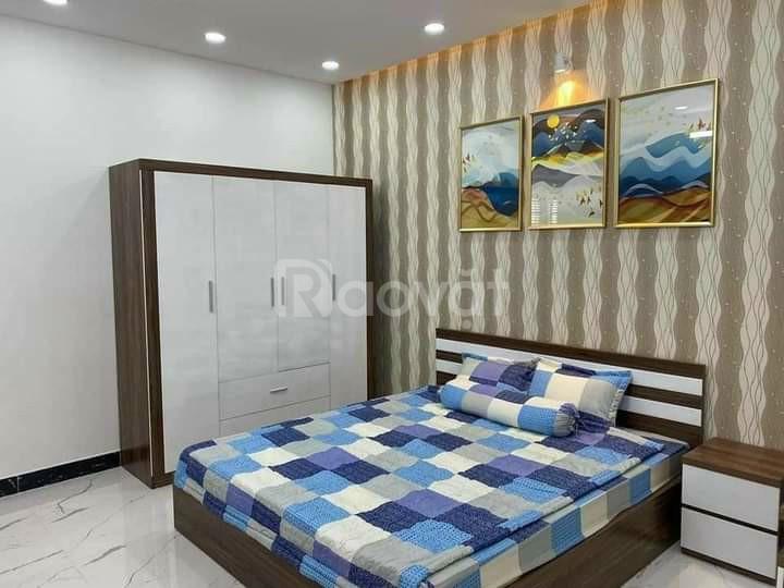 Nhà đẹp Nguyễn Văn Đậu, P11, Bình Thạnh, 4 tầng, 2 lầu, hẻm ôtô