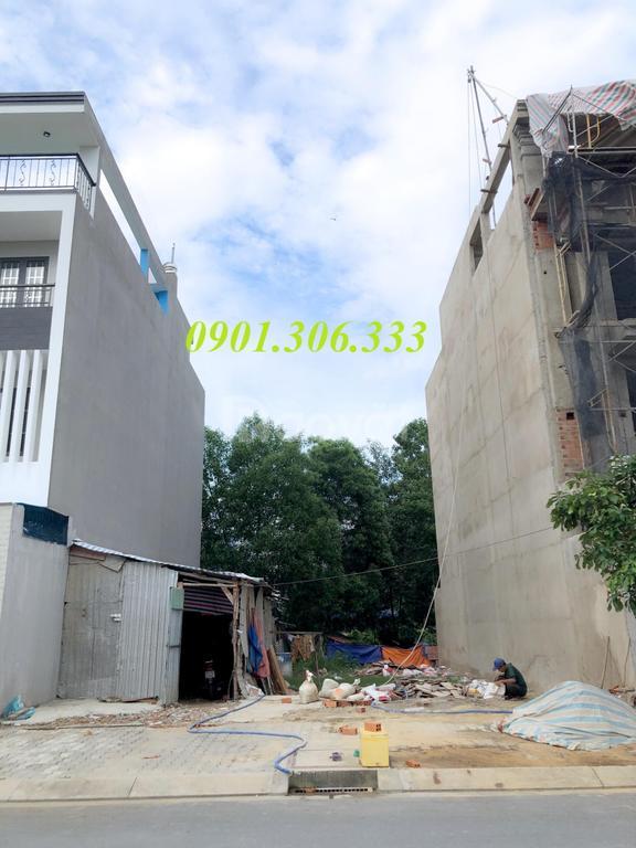 Bán lô đất đẹp sát công viên, 5x22m liền kề Aeon Bình Tân