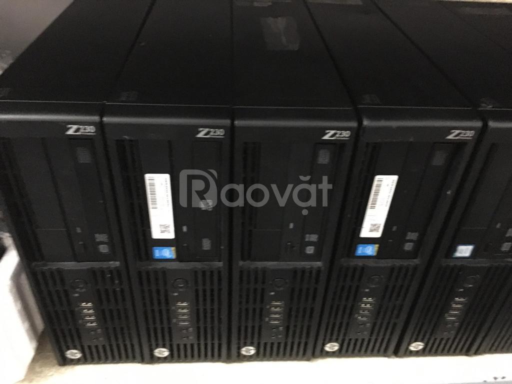 Sẵn kho máy trạm Dell z230 SFF đủ cấu hình
