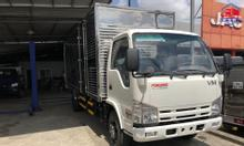 Xe tải Isuzu 1T9 thùng kín dài 6m2 giao xe ngay hỗ trợ vay 75%