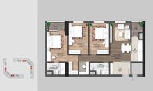 Bán cắt lỗ căn hộ 3PN, 99m2, The Emerald CT8