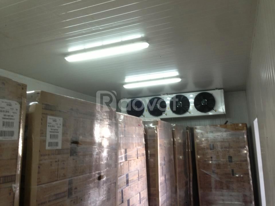 Cung cấp và lắp đặt kho lạnh bảo quản thủy sản